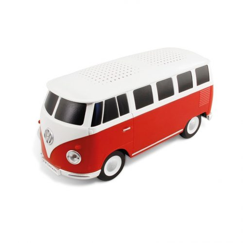 VW T1 Bus Bluetooth Speaker - red/white