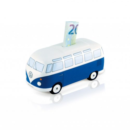 VW T1 Bus Money Bank Ceramic (1:22) - Classic/blue