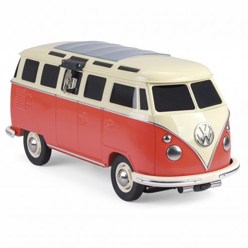 VW T1 Bus Mobile Cooler Box - red